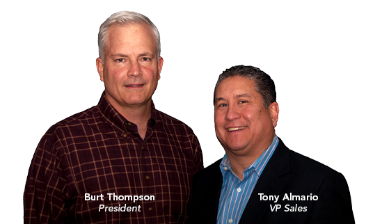 burt thompson and tony almario