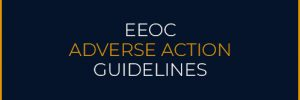 eeoc adverse action