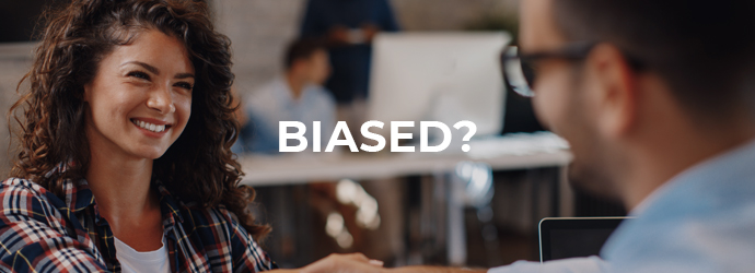 Reduce Hidden Biases in Your Hiring Process