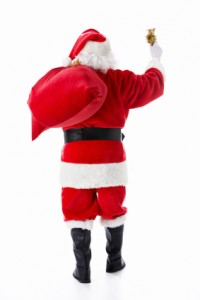 Has the Santa Claus in Your Town Been Naughty or Nice?